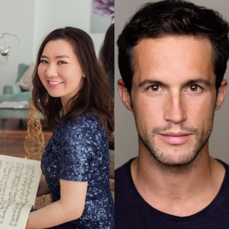 Dina Duisen and Rob Heaps