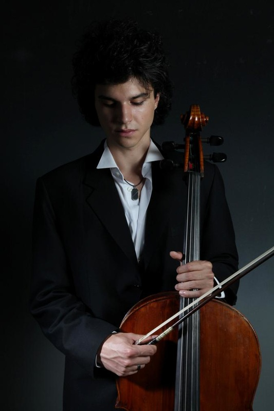 Jamal Aliyev cello