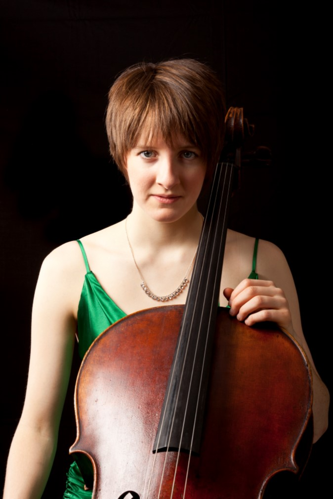 Joy Lisney cello